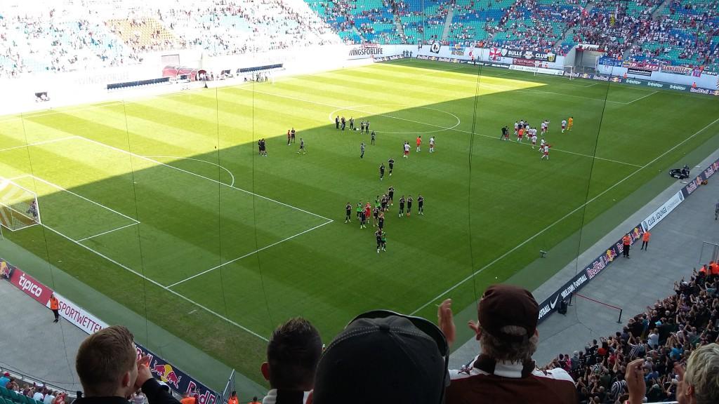 RB Leipzig St. Pauli 2015