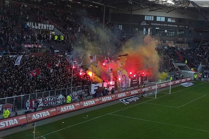 St. Pauli SC Freiburg Oktober 2015