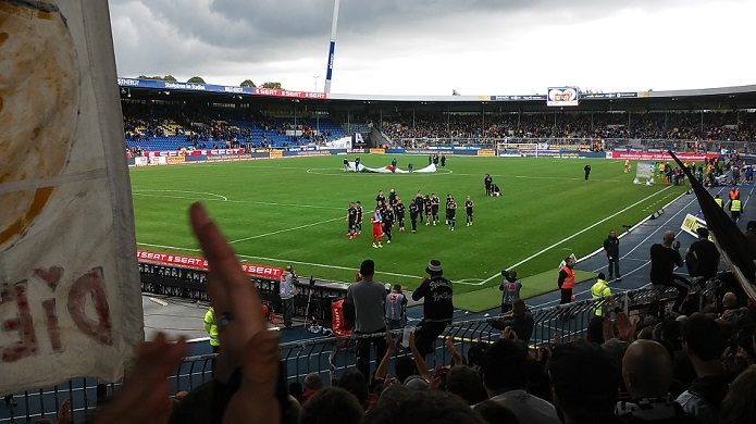 Eintracht Braunschweig St. Pauli September 2015