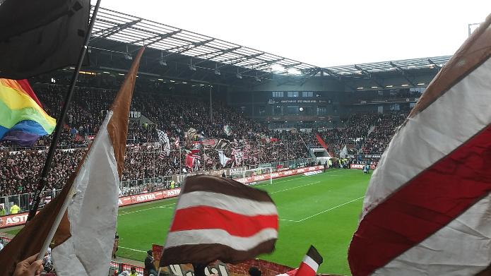 Magischer FC St. Pauli 1860 Muenchen April 2016
