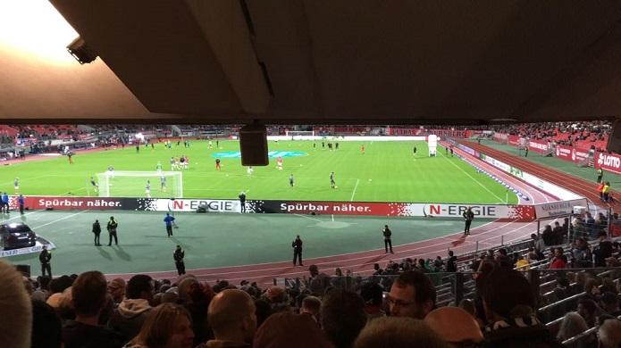 MagischerFC 1. FC Nuernberg St. Pauli September 2017