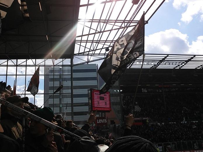 MagischerFC St. Pauli FC Wuerzburger Kickers April 2017