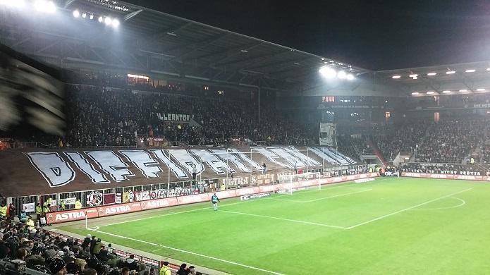 MagischerFC St. Pauli RB Leipzig Februar 2016 Diffidati con noi