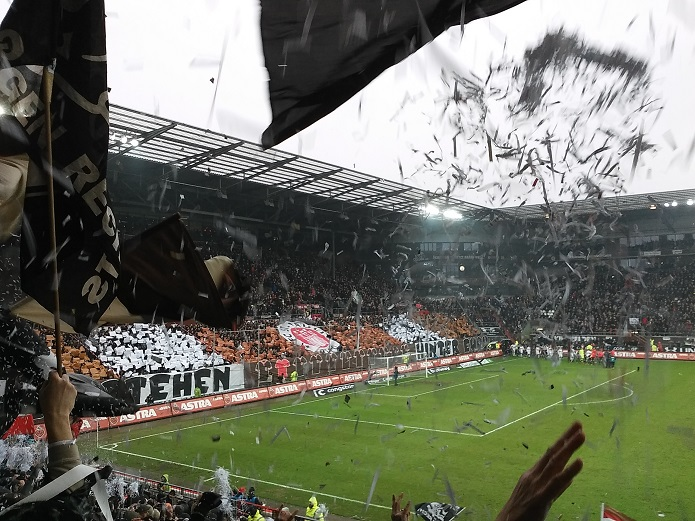 MagischerFC St. Pauli VfB Stuttgart Januar 2017