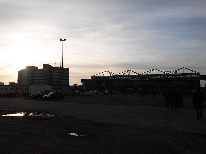 MagischerFC St. Pauli vs. 1. FC Kaiserslautern Oktober 2017