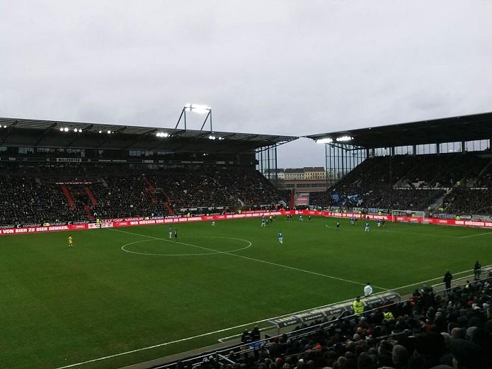 MagischerFC St. Pauli vs. Darmstadt Januar 2018