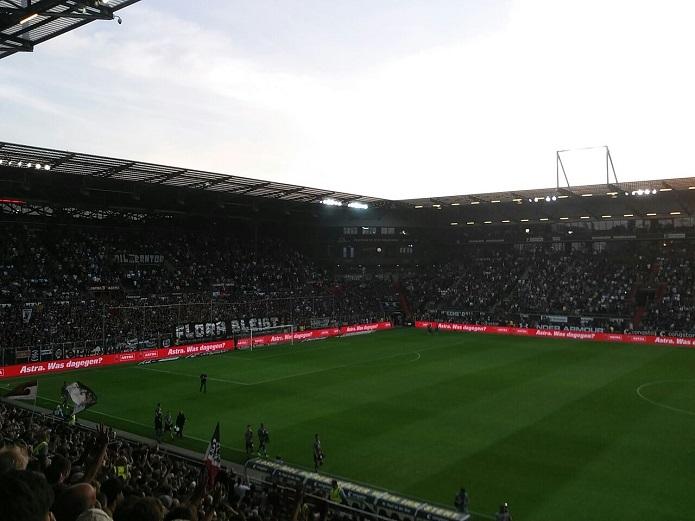 MagischerFC St. Pauli vs. Dynamo Dresden August 2017