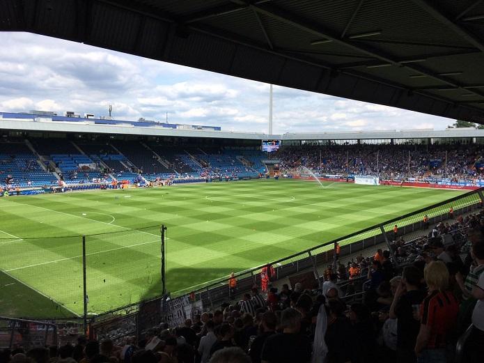 MagischerFC VfL Bochum vs. St. Pauli Mai 2017 Stadion