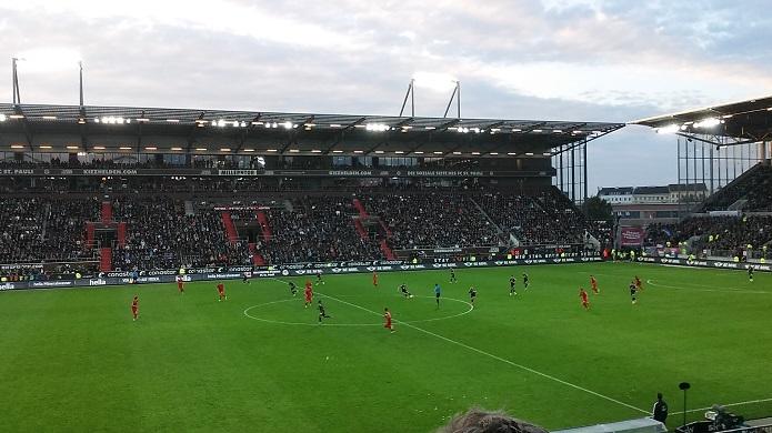 St. Pauli FC Heidenheim September 2015