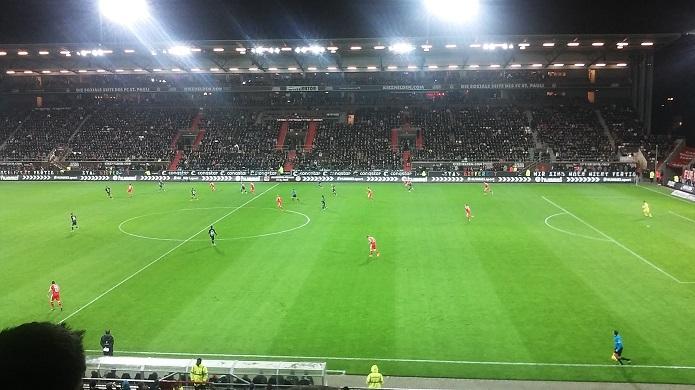 St. Pauli Fortuna Düsseldorf November 2015